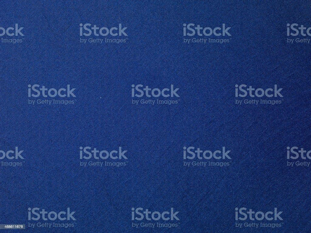 Blue textured background with denim pattern stock photo