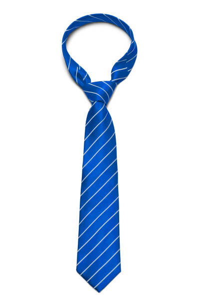 blue tie - tied up stock pictures, royalty-free photos & images
