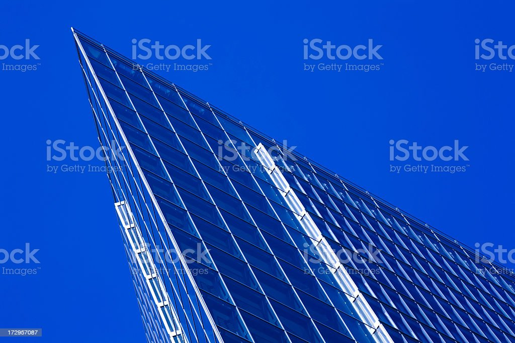 Blue Top royalty-free stock photo