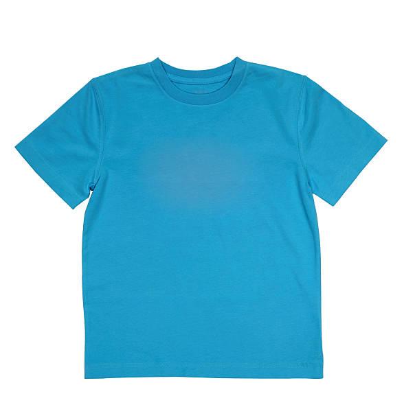 Blue T-Shirt – Foto