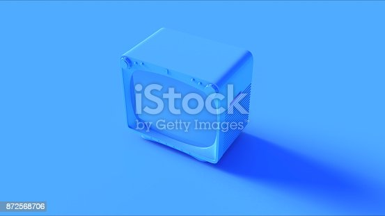 istock Blue TV 872568706