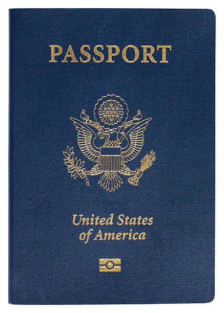 Blue united states of america passport on white background picture id168731230?b=1&k=6&m=168731230&s=612x612&w=0&h=ldxduurn9bro6u0ien32zw0kelnr joburd2onhw9mq=