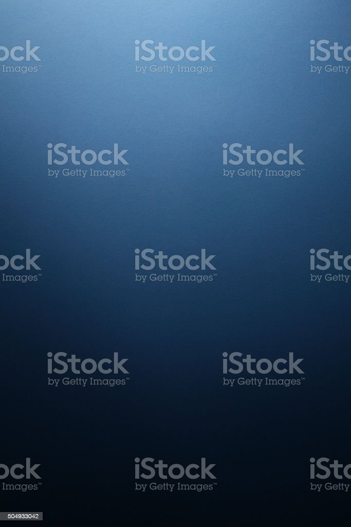 Blue Vertical Vignette Background stock photo