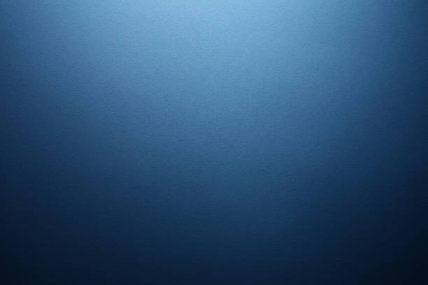 Blue Vignette Background stock photo