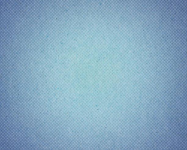 Papier vintage avec demi-teinte bleu - Photo