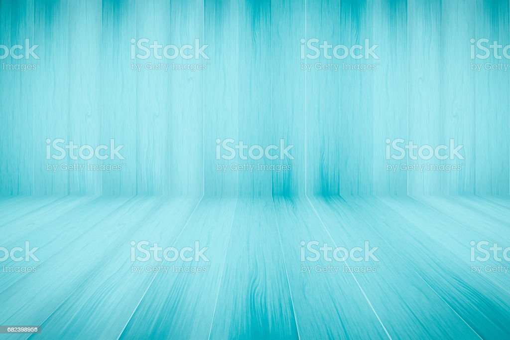 blue vintage wood wall texture background royalty-free stock photo