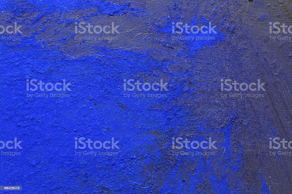 blue wall background royalty-free stock photo