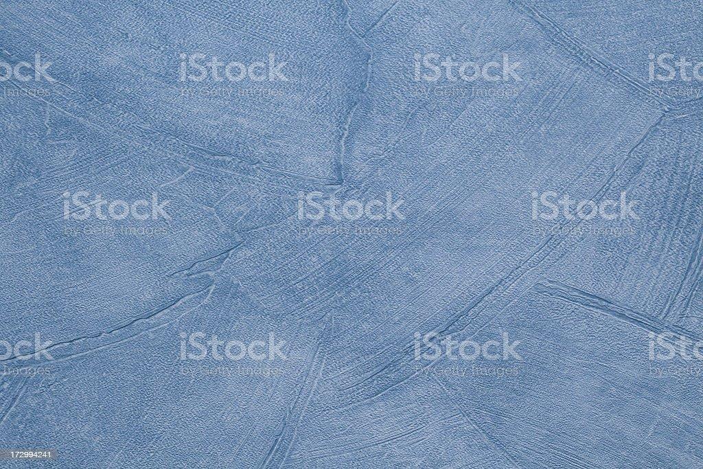 Blue wall royalty-free stock photo