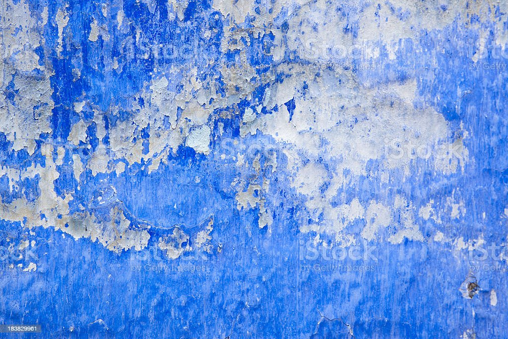 blue wall royalty-free stock photo