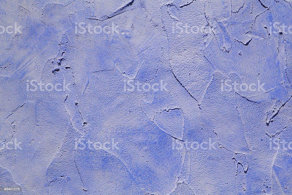 Blaue Wand Lizenzfreies stock-foto