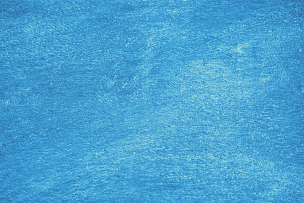 royalty free blue background old wall stains spots cement concrete