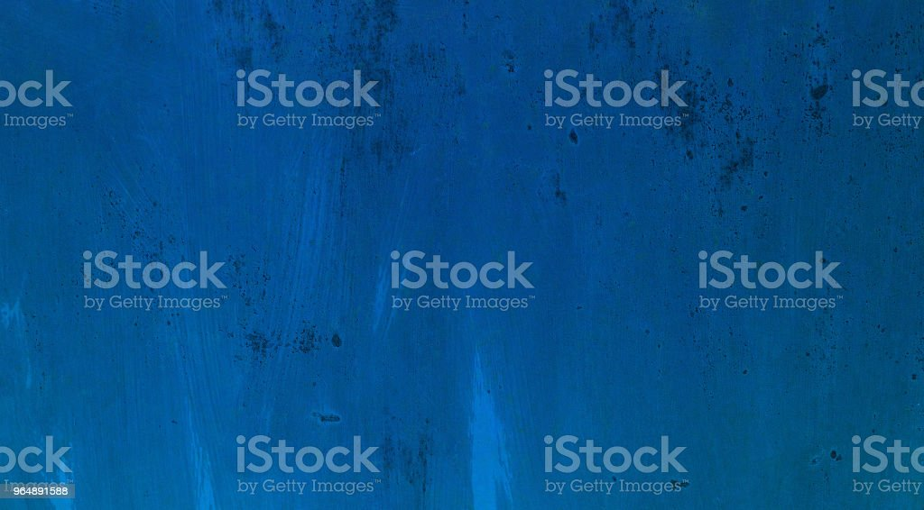 Blue wall texture or background royalty-free stock photo