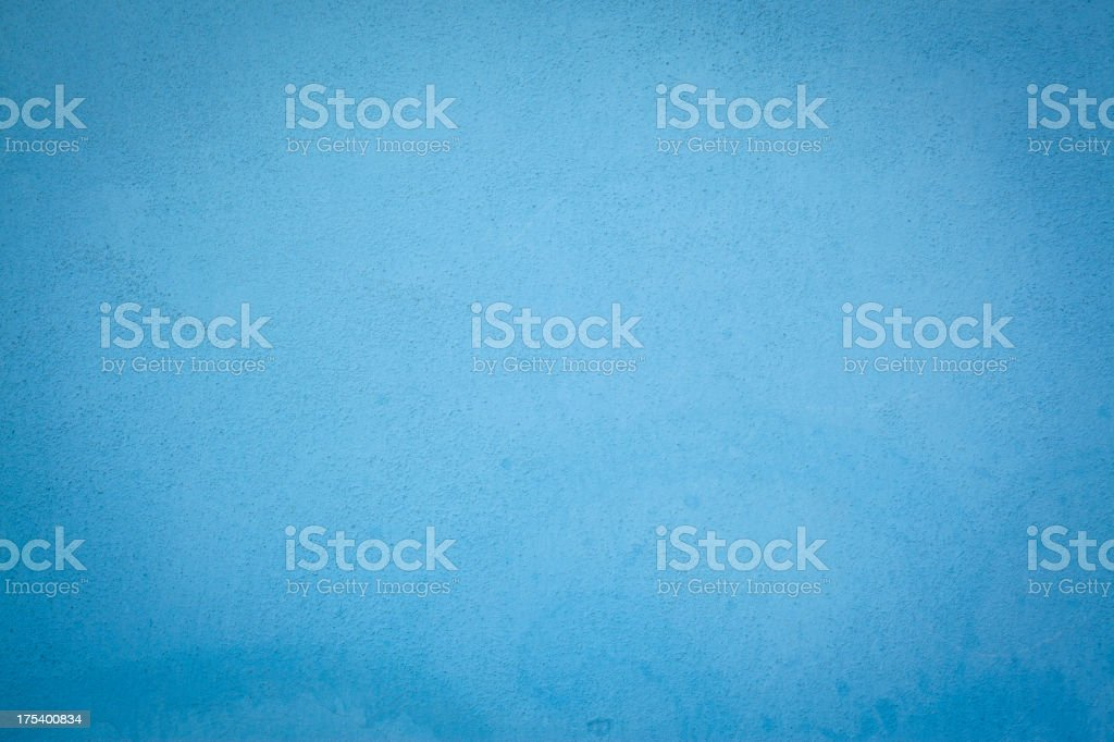 Textura de la pared azul - foto de stock