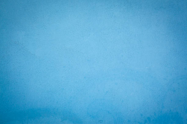 blue wall texture - solid stock photos and pictures