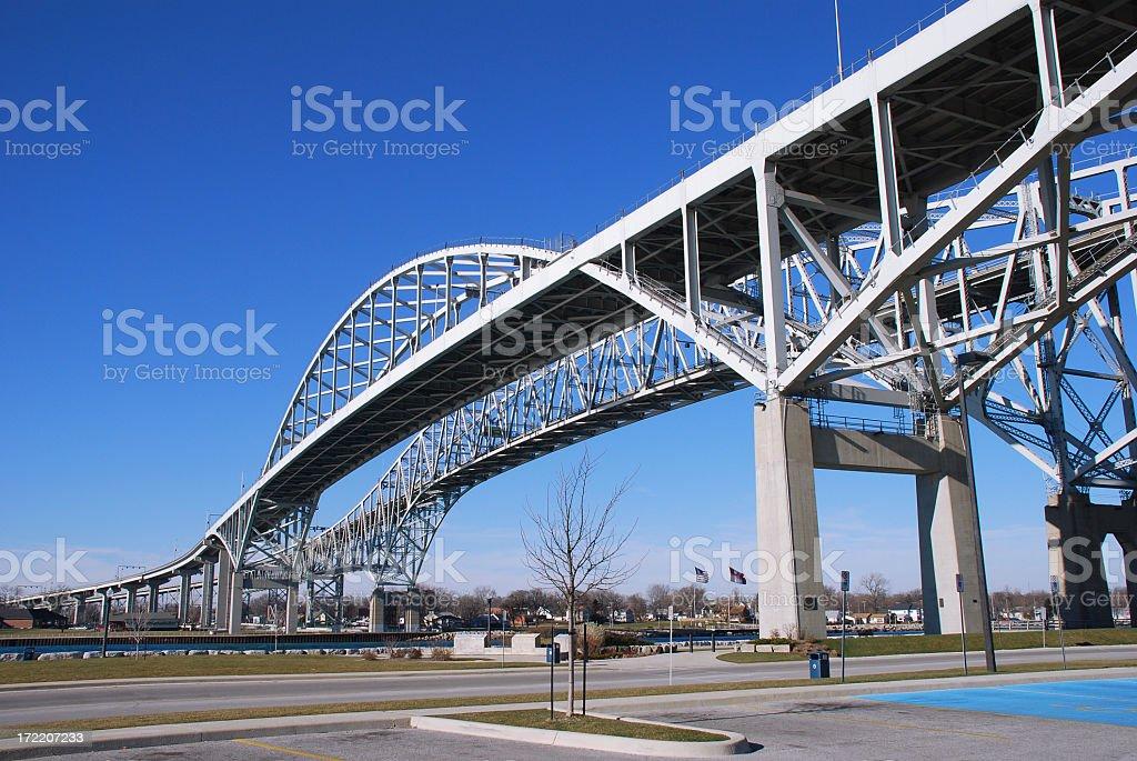 Blaue Wasser-Brücke – Foto