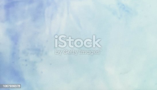 852187968 istock photo Blue Water Color Background 1067936378