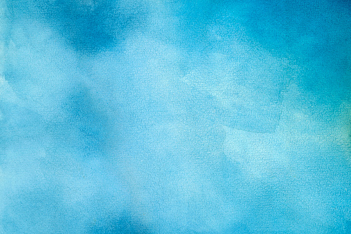 istock Blue Water Color Background 852187968