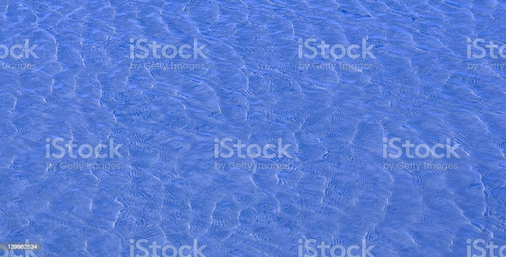 blue water texture royalty-free stock photo