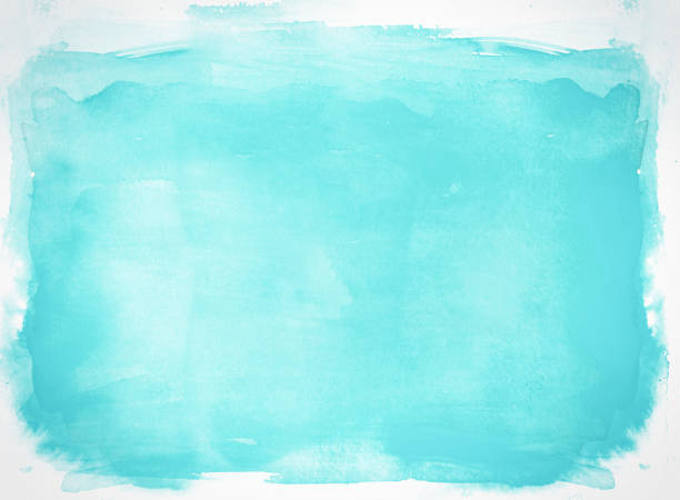 blue watercolor background - pastel colored stock pictures, royalty-free photos & images