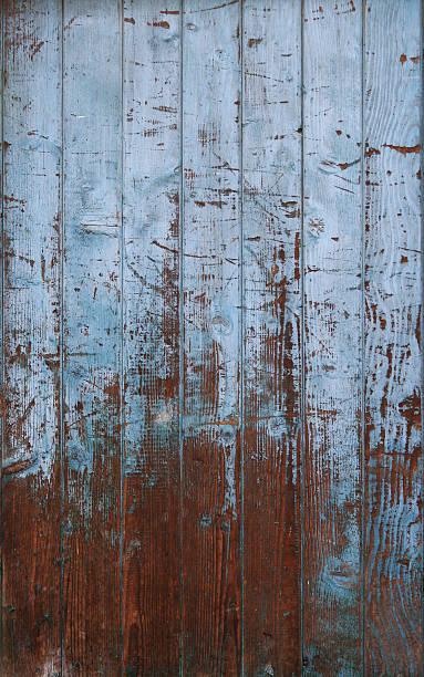 blue verwitterte holztüren textur, italien - patina farbe stock-fotos und bilder