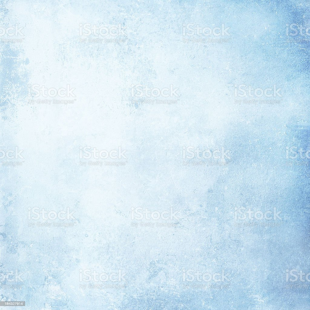 Blue white grunge background stock photo