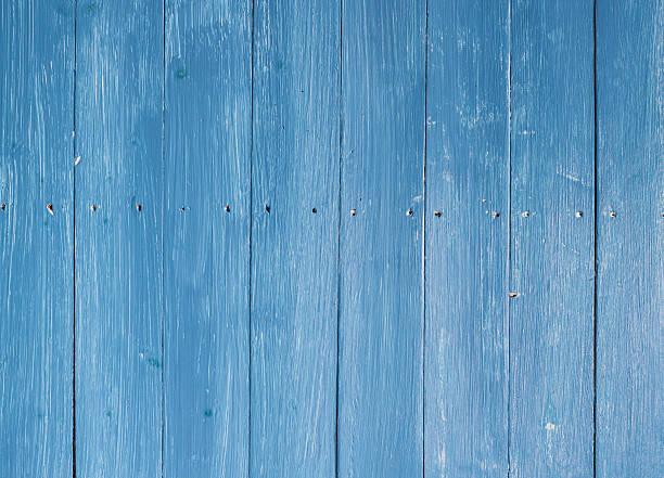 Blau Holz Hintergrund – Foto