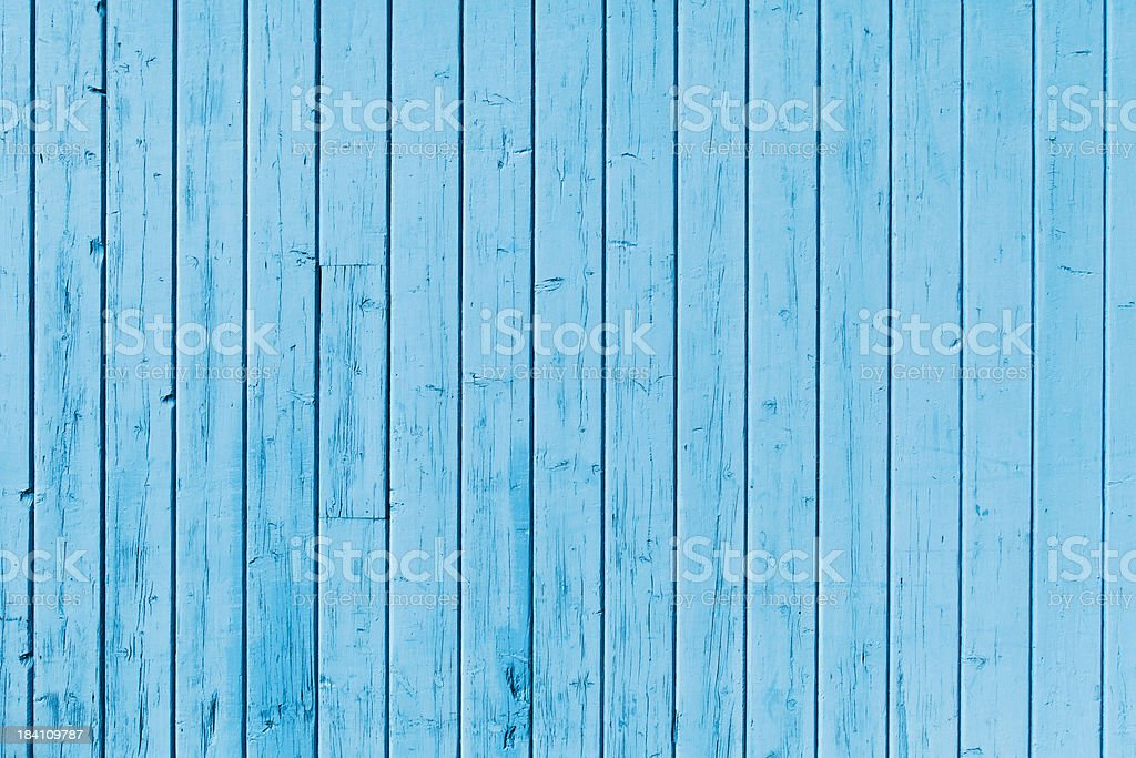 Blue wood background texture royalty-free stock photo