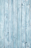 Blue wood plank texture background