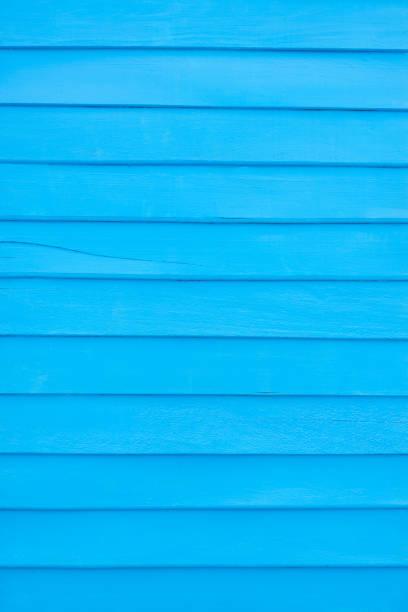 Blaue Holzstruktur Hintergrund. – Foto