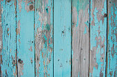 istock Blue wooden planks 467531806