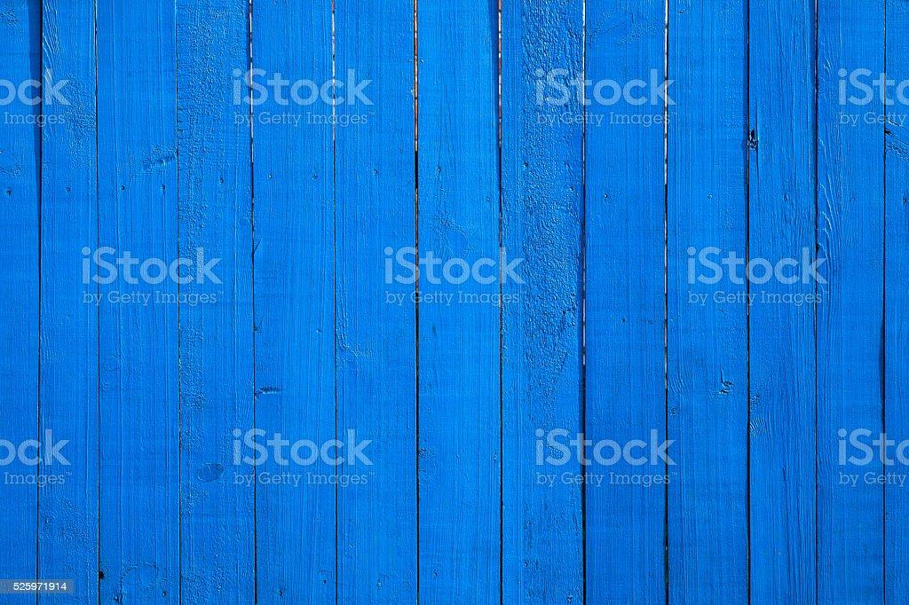 Blue Holz Textur – Foto