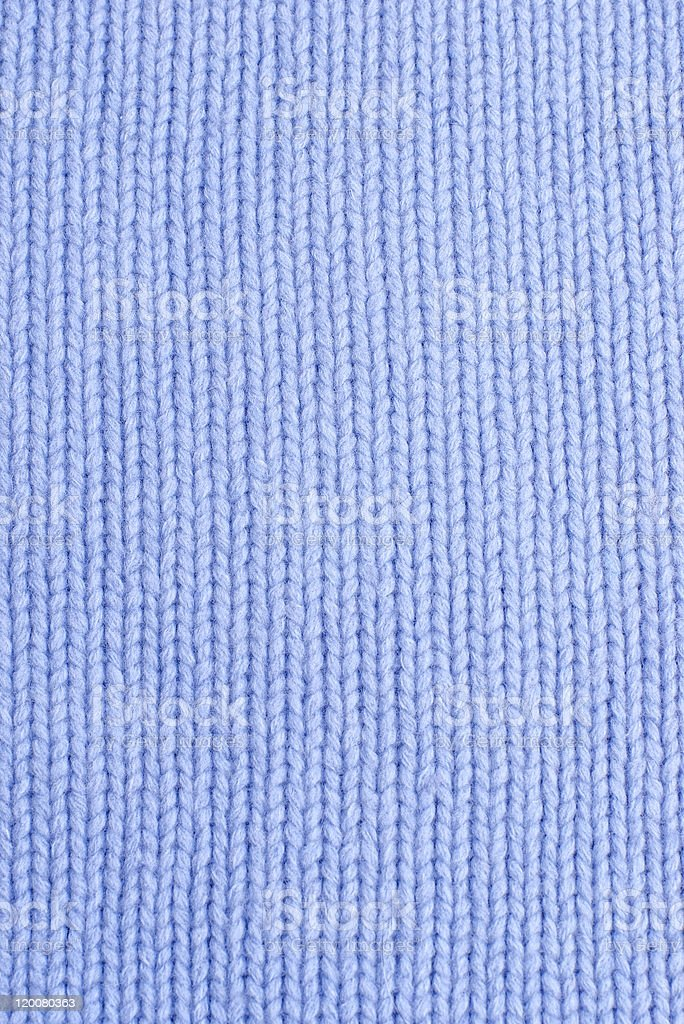 blue woven fabric royalty-free stock photo