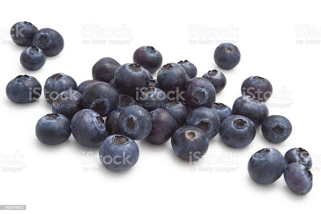 Blueberries. royalty-free stock photo