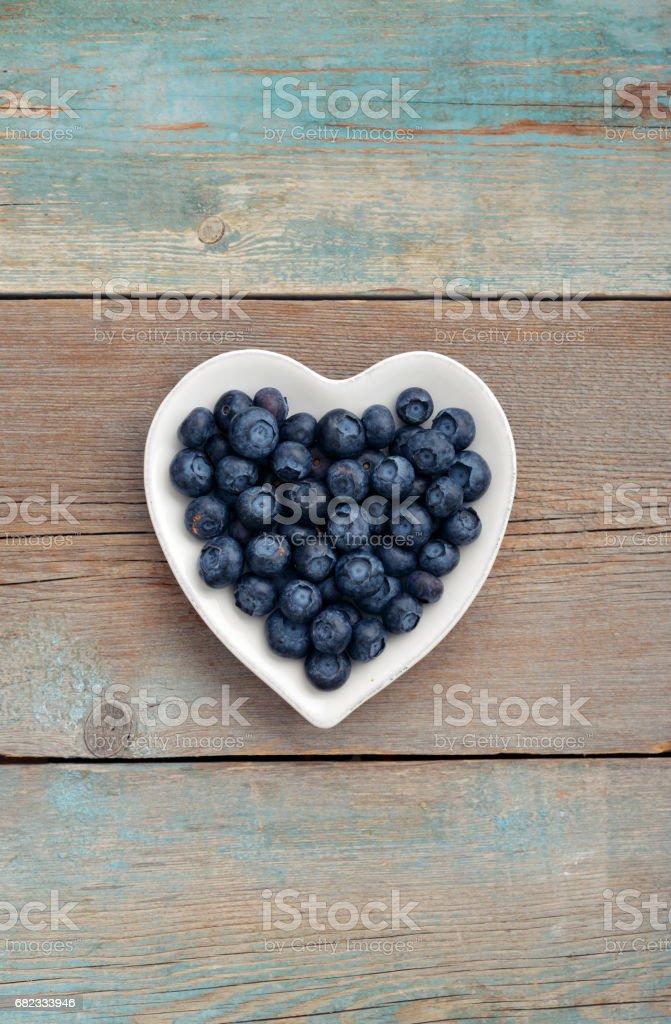 Blueberries foto stock royalty-free