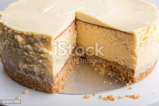 515447912 istock photo Blueberry Cheesecake 515447434