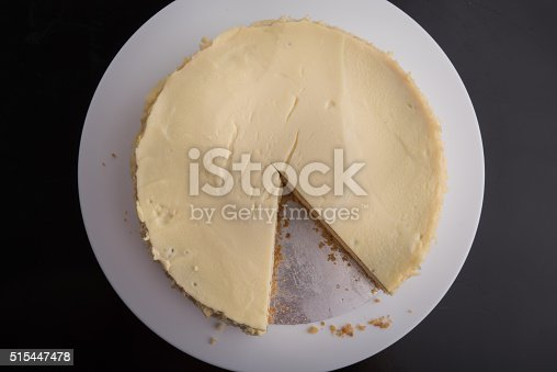 515447912 istock photo Blueberry Cheesecake 515447478