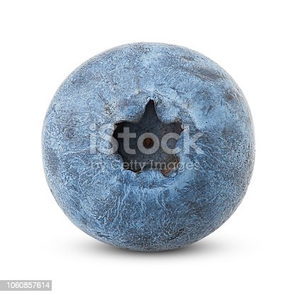 853493518 istock photo blueberry, clipping path, isolated on white background, full depth of field, high quality 1060857614