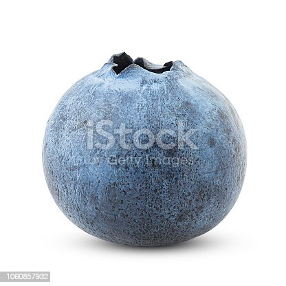 853493518 istock photo blueberry, clipping path, isolated on white background, full depth of field, high quality 1060857932