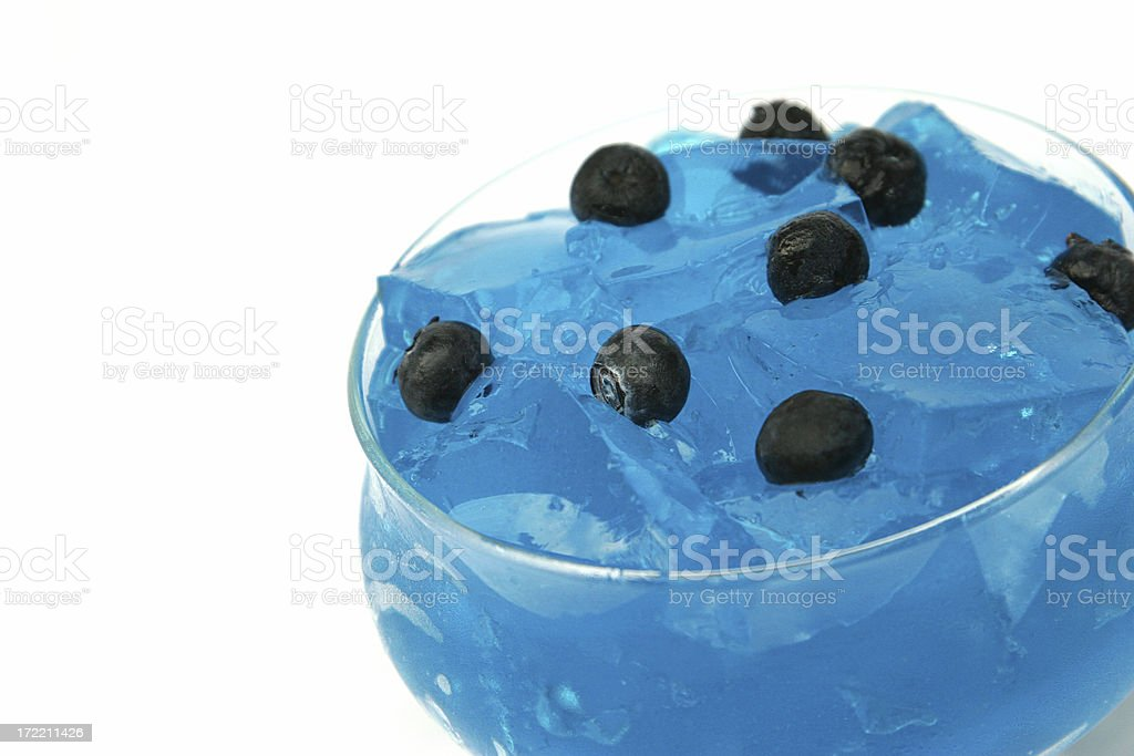 Blueberry Jello Stock Photo More Pictures Of Baking Istock