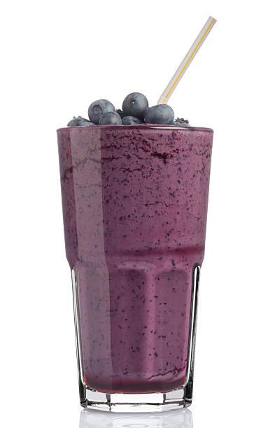 Blaubeer-Shake-Smoothie – Foto