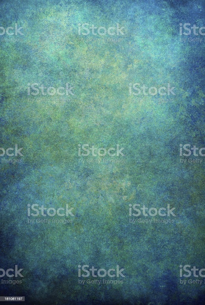 blue-cyan grunge texture royalty-free stock photo