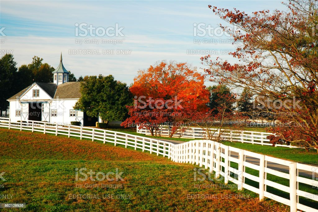 Bluegrass Country royalty-free stock photo