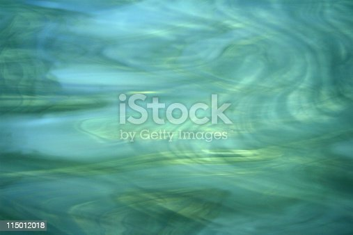 istock Blue/Green Stained Glass 115012018