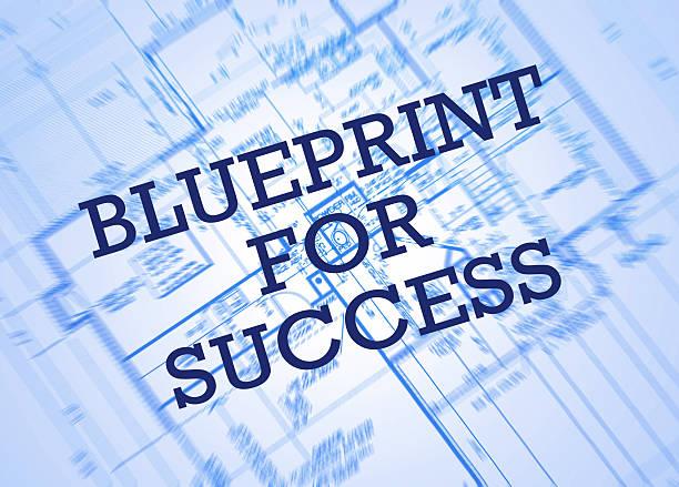 Blueprint für Erfolg – Foto