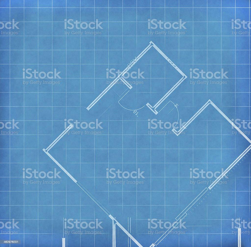 Blueprint graph paper stock photo more pictures of architecture blueprint graph paper royalty free stock photo malvernweather Images