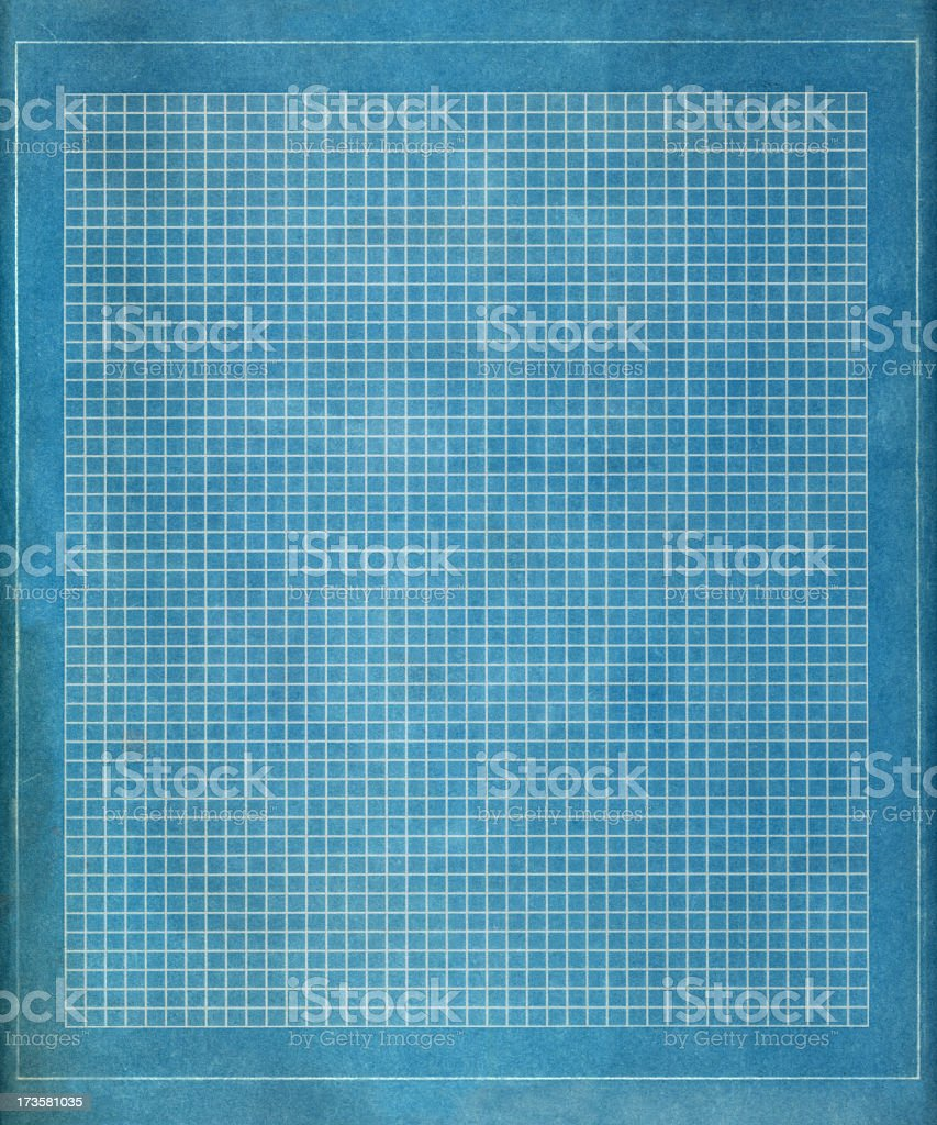 Blueprint grid paper stock photo more pictures of backgrounds istock blueprint grid paper royalty free stock photo malvernweather Images