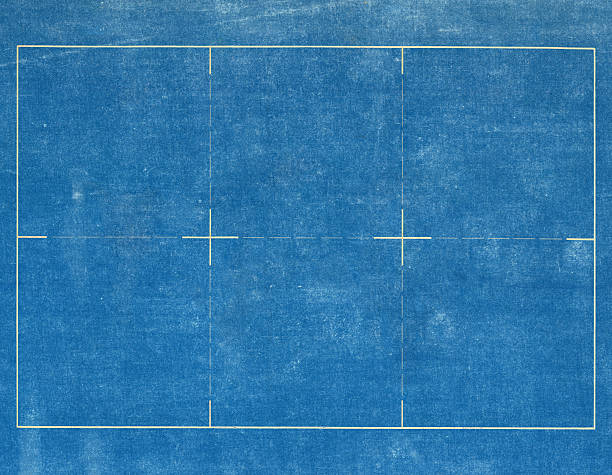 Royalty free blueprint paper background pictures images and stock blueprint layout stock photo malvernweather Images