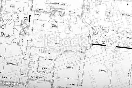istock Blueprint. 1030830928