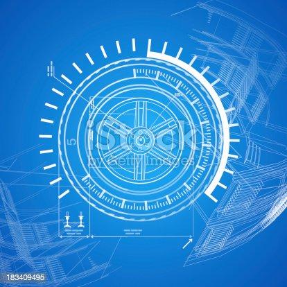 istock Blueprint 183409495