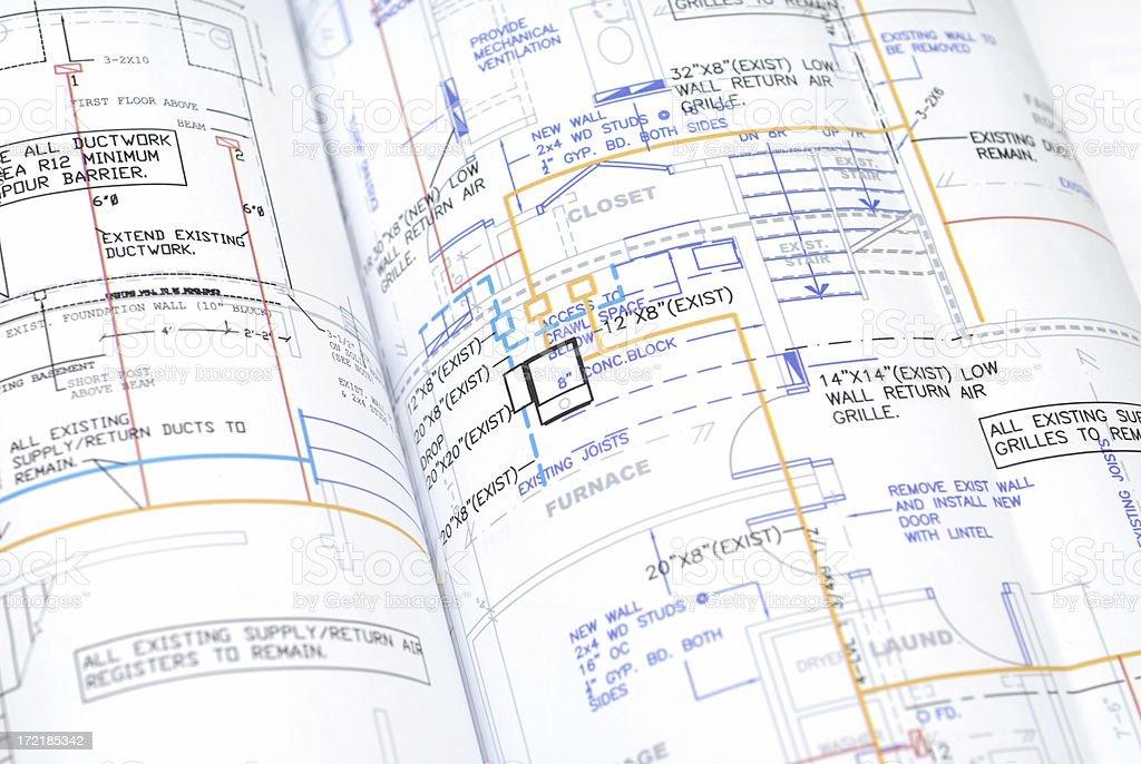 blueprints- HLK design – Foto